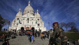 Věhlasná památka Paříže je na odstřel. Není za tím terorista, ale místní občan