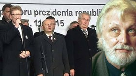 Syn Karla Černocha, který zpíval s Konvičkou a Zemanem: Tátovi jsem nestihl říct, že měl pravdu!