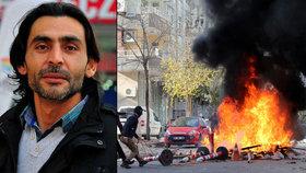 Režiséra zastřelil v Turecku odstřelovač. A Turci zabili 210 kurdských bojovníků