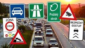 Nové značky od příštího roku: Žáby, zelené dálnice a D0 místo okruhu