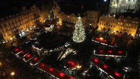Vánoční trhy v Praze budou. Město konečně vybralo pořadatele
