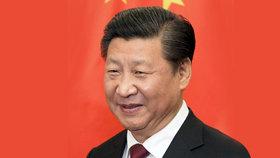 Čínský prezident v rytmu rapu: Stranu řiď přísně, zemi vládni podle zákona