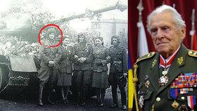 Zemřel válečný hrdina Alexandr Beer. Držitel Řádu bílého lva