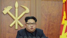 """Kim Čong-un si jen """"honí triko"""". Vodíkovou pumu nemá, modlí se experti"""