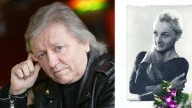 Václav Neckář znovu v slzách: Podruhé se rozloučil s milovanou ženou