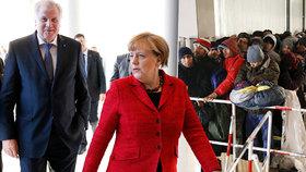 Maximálně 200 tisíc uprchlíků ročně. Bavorský premiér navrhl kvótu pro Německo
