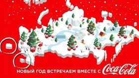 Coca-Cola naštvala Rusko i Ukrajinu. Krym na mapě řešila i ambasáda