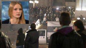 Němka popsala sexuální útoky. Televize, kde řečnila Merkelová, je zamlčela