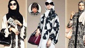 Očima Františky: Velký kšeft s obávaným islámem! Pánové D&G učinili muslimky sexy!