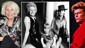 Exmanželka Bowieho: Musela mu trpět milence a milenky a prý proti ní poštval syna