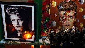 Sbohem, Ziggy Starduste! Fanoušci se loučí s Davidem Bowiem (†69) v Berlíně, Londýně i New Yorku