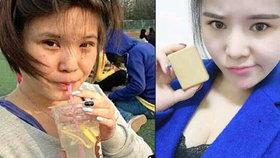 Nechutná pomsta: Číňanka poslala matce expřítele mýdlo z vlastního tuku