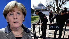 Merkelovou rozčílil další atentát. U Čechů opadá zájem o Turecko či Tunis