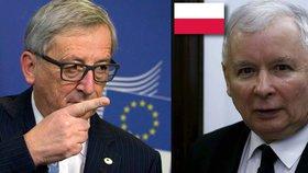Útok na svobodu a demokracii v Polsku? Brusel bude na Varšavu zostra dohlížet