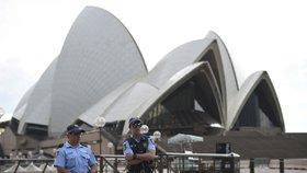 Hrozba pro Operu v Sydney! Budovu evakuovali