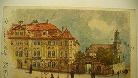 Pekelný  Faustův dům - nejtajemnější místo v Praze