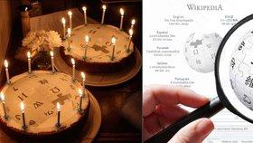 Wikipedie slaví 15. narozeniny: 37 milionů hesel v 290 jazycích