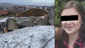 Záhadná smrt studentky Lucky (†16): Mrtvolu sem někdo přenesl, myslí si pejskaři z okolí