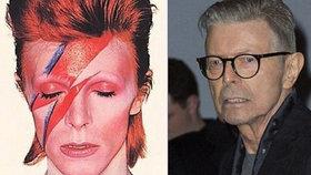 David Bowie se stal součástí vesmíru: Dostal své vlastní souhvězdí