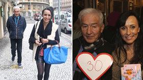Rajda Heidi Janků utíká svému manželovi: O 30 let starší Pavlík jí nestačí!