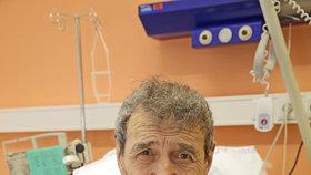 Poslední slova Františka Peterky (†94) v hospicu: Teď už bych chtěl jen umřít