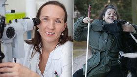 Čeští vědci našli klíč od ztráty zraku. Gen slepoty z Klatovska už zaujal svět