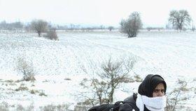 V Bulharsku umrzli dva lidé, nejspíš šlo o běžence