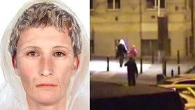 Pomatená žena unesla v Praze holčičku (8): Chránila ji před mimozemšťany