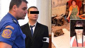 Martin v době vraždy koukal doma na zprávy: Rodiče brání svého syna