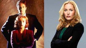 Poprask v seriálu Akta X: Scullyová bere o polovinu méně než Mulder!