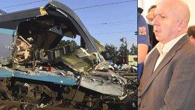 Polský řidič, který u Studénky zabil 4 lidi: Nad rozsudkem obrátil oči v sloup