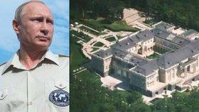 Putin je prý nejbohatším mužem světa! Nasyslil si 5 bilionů korun, tvrdí jeho kritik