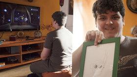 Lépe rozumí emocím svých nejbližších: Chlapci s autismem pomáhá herní konzole