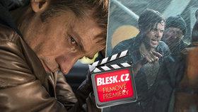Čtvrteční filmové premiéry: Tento týden budete mít nervy napnuté jako strunky!