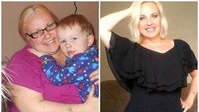 Kvůli váze nespala se svým manželem: Zhubla o 50 kg a teď o sexu píše