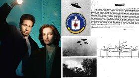 CIA odtajnila stovky dokumentů o mimozemšťanech! Jsou mezi námi, nebo ne?