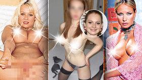 7 českých celebrit, které prodaly svá těla: Porno, prostituce a nahota!