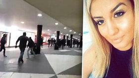 Pomsta za vraždu Švédky: Dav ve Stockholmu napadl dětské uprchlíky
