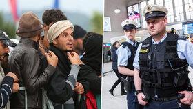 Politička šokovala Německo: Policie by měla mít právo uprchlíky střílet
