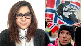 Silvia L. pracuje pro norskou sociálku: Když dítě odeberou hned, je to vážné!