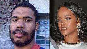 Zpěvačka Rihanna se klepe strachy: Pronásleduje ji úchyl
