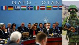 Tajné cvičení NATO? Má prý simulovat hybridní válku s Ruskem