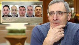 Jak vymění unesené Čechy? Předávání zajatců na mostě nahradila slova