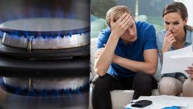 Za tohle všechno platíte při vyúčtování plynu: 81 procent ceny určuje obchodník