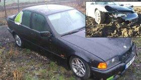 Pátrání po pirátovi silnic na Chrudimsku: Porsche sestřelil šofér v podmínce a bez řidičáku?