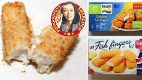 Dvoje chutnaly jako shnilá ryba! Co na rybí prsty říkali laičtí hodnotitelé?