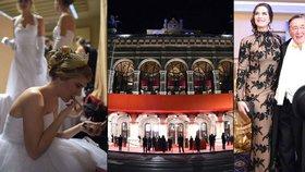 Vídeňský Ples v Opeře: Brooke Shields si zaplatil miliardář, opila se namol