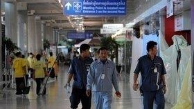 Letiště v Bangkoku již funguje naplno!