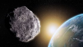 """Obří meteorit se řítí na Zemi. Nastane v roce 2023 """"soudný den""""?"""