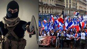 Islamisté vyhrožují Francouzům: Hlavní cíl? Národní fronta a Le Penová